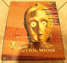 STAR WARS MASTERPIECE EDITION: C-3PO ACTION FIGURE - TALES OF THE GOLDEN DROID