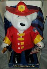 Dan Dee Singing Hero Military Solider Plush Teddy Bear Camouflage Proud American