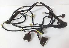 2002 Mitsubishi Montero OEM left front drivers door complete wiring harness