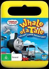 Thomas & Friends: Whale of a Tale  - DVD - NEW Region 4