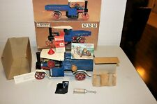 VINTAGE EARLY MAMOD LIVE STEAM WAGON SW1 - NEVER FIRED, BOXED COMPLETE RARE