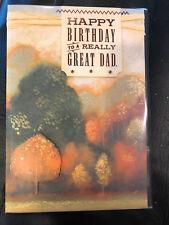 Hallmark Birthday Card - Dad