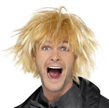 Mens Messy Surfer Guy Fancy Dress Wig Dumb Guy Dumber Wig New by Smiffys