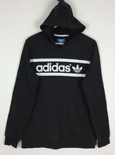 ADIDAS ORIGINALS SWEATER SWEATSHIRT SPORTS JUMPER HOODIE SPORT GYM UK S