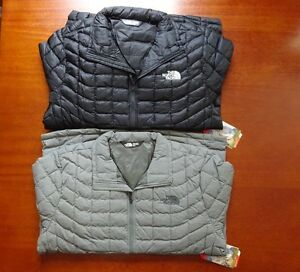 North Face Men's Thermoball Full Zip Jacket NWT