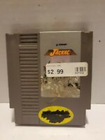 JACKAL -Original Nintendo NES Authentic tested loose cartrige only KONAMI