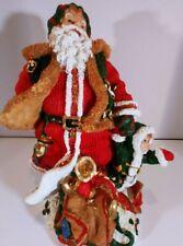 """Santa Claus Christmas 10"""" fiquire"""