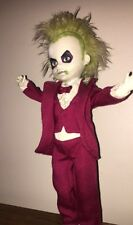 MEZCO LIVING DEAD DOLLS PRESENTS BEETLEJUICE - WEDDING SUIT - ULTRA RARE FIGURE