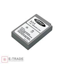 Formax Battery for OLYMPUS BLS-5 For E-M10 E-PL2 E-PL5 E-PM2 E-PL6 BLS5