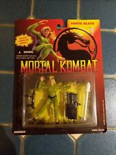 1994 vintage mortal combat Sonya Blade action figure