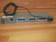 HP Jet Direct 500x 3 port print server