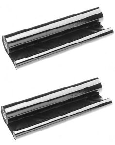 2x Thermo- Transferband  kompatibel zu PC-302RF für Brother Fax 910/920/930