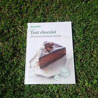 Livre THERMOMIX - Tout chocolat - NEUF sous blister
