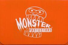 MONSTER PROTECTORS YUGIOH ORANGE DELUXE ARMOR DOUBLE DECK BOX BRAND NEW & SEALED