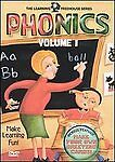 Learning Treehouse: Phonics, Vol. 1, New DVD, None, Peter Jackson New Sealed