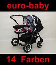 Zwillingskinderwagen Geschwisterwagen Kombikinderwagen Kinderwagen