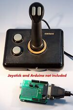 Arduino Joystick Shield for DB15 Game Port PC Joysticks -- UNO Yun R3 Mega