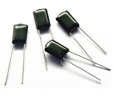 50pcs Polyester Film Capacitors Radial 2J333J 2J333 333 630V 33nF 33000pF