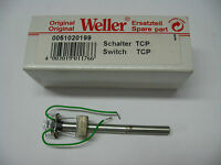 WELLER 0051020199 THERMOSTAT POUR FER TCP - Switch TCP - Schalter TCP