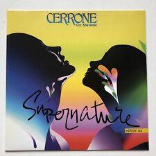 "CERRONE - SUPERNATURE FEAT. SHE BELLE 12"" RECORD"