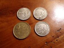 pièces française 100fr Cochet