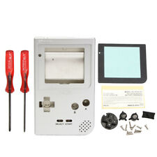 Full Parts Housing Shell Silver For Nintendo Game Boy Pocket Gameboy Pocket GBP