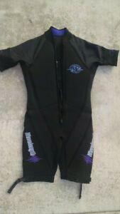 Men's XL Wavelength Barefoot Suit, Barefoot International Handle and Rope Combo