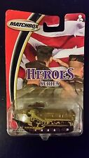 Matchbox Heroes Series Armored Response Vehicle