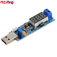 DC-DC USB 5V to 3.3V/12V Step UP/Down Power Supply Module Boost Buck Converter