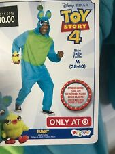 Disguise Toy Story 4 Halloween Bunny Adult Medium One-Piece Costume