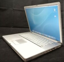 "Apple PowerBook G4 1.5 Ghz 15"" - RAM 2 Gb - HD 160 Gb"