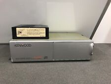 Kenwood Old Kdc-C603 Add On Car Radio Stereo 10 Disc Plug In Cd Changer 13 Pin
