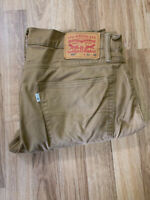 Men's Levi's® 502™ Regular Taper-Fit Stretch Jeans Caraway Size 32X30 New