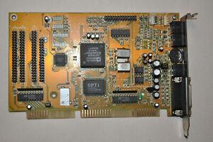 OPTi 16-bit ISA Soundkarte MF- 009  MJ-009R01  Analog Devices SoundPort