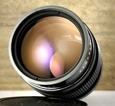 Lens PENTACON 2.8/135 PRESET 15 Blades 135mm 1:2.8 * aka Meyer-Optik Orestor M42