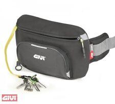 Riñonera GIVI bolsa sencilla talla: 2 Litros color: negro