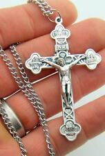 MRT Four Basilicas Limited Edition Italian Pectoral Crucifix Cross & Chain Gift