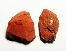 23 gram RED BRECCIATED JASPER SPECIMEN ROUGH SOUTH AFRICA # 52