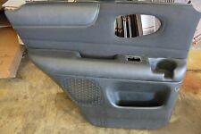 2003 Chevrolet Blazer Left Rear Door Panel