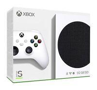 Microsoft Xbox Series S 512GB Video Game Console - White New