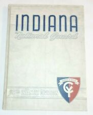 38th Infantry Division Indiana National Guard Unit History Book