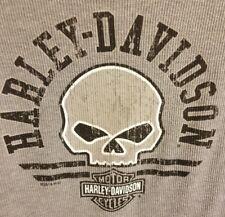Harley Davidson Skull Superstition Apache Junction Arizona Shirt Womens Size M