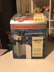 Marineland  Multi-stage Canister Filter C – 160