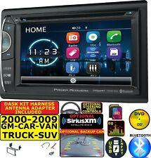 GM-CAR-TRUCK-VAN-SUV CD/DVD BLUETOOTH USB SD AUX OPT. SIRIUSXM CAR RADIO STEREO