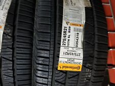 275/45/21 Continental CrossContact LX Sport 275/45/21 Tire 275/45R21
