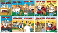 King of the Hill TV Series Complete Season 1-10 ~ BRAND NEW 29-DISC DVD SET