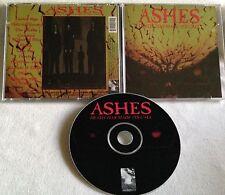 ASHES - Death Has Made Its Call CD ORG 1998 NECROPOLIS dawn demilich
