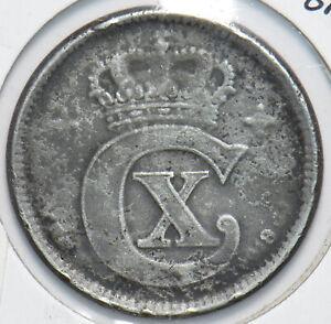 Denmark 1918 5 Ore 192499 combine shipping
