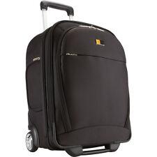 """Case Logic LLR-218 18"""" Lightweight Upright Roller (Black) Cabin Business Laptop"""