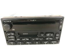 1998-2003 Ford F150 F250 F350 Ranger OEM Stereo AM FM Radio CD Cassette Player